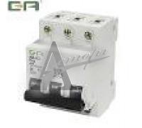 фотография Автоматический выключатель AB-63 10А 3п 2