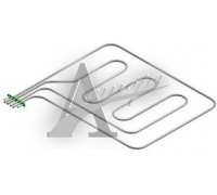 фотография ТЭН-В3-181/190-7,5-6,5/2,4. 4T220 (сдвоенный) для ЭП, ШЖЭ 120000060301 2