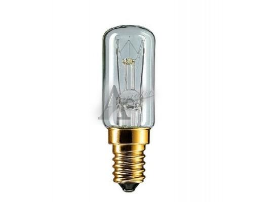 Лампа накаливания мини цоколь 25W 220В (длинные)