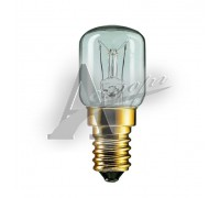 фотография Лампа накаливания мини цоколь 25W 220В (холодильник укороч) 1