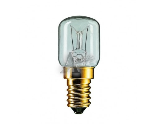 Лампа накаливания мини цоколь Е14 15W 300С