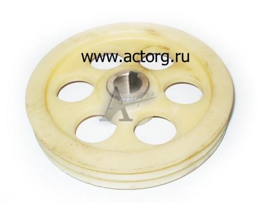 Фотография Шкив МОК-300 43-00 к редуктору 14