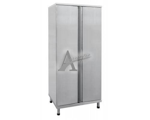 Шкаф распашной для хлеба ШРХ-6-1 РН нерж.