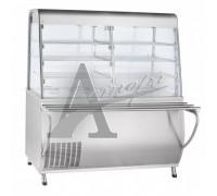 фотография Прилавок-витрина холодильный ПВВ(Н)-70Т-С-01-НШ с гастроёмкостями 14