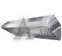фотография Зонт вентиляционный ЗВЭ-900-4-О (2250x900x500 мм) 1
