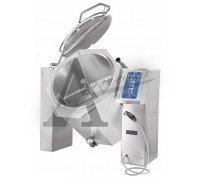 фотография Котел пищеварочный опрокидывающийся КПЭМ-160-ОМ2 с миксером и сливным краном 1