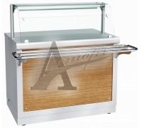 фотография Прилавок для горячих напитков Abat ПГН-70Х-02 1