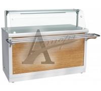 фотография Прилавок для горячих напитков Abat ПГН-70Х-03 1