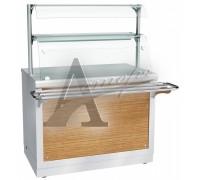 фотография Прилавок-витрина тепловой Abat ПВТ-70Х-06 7