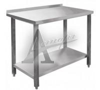 Abat Стол пристенный СПРП-6-4 (1400x600x850мм)