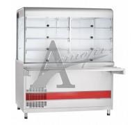 фотография Прилавок-витрина холодильный ПВВ(Н)-70КМ-С-01-ОК с охлаждаемой камерой 14
