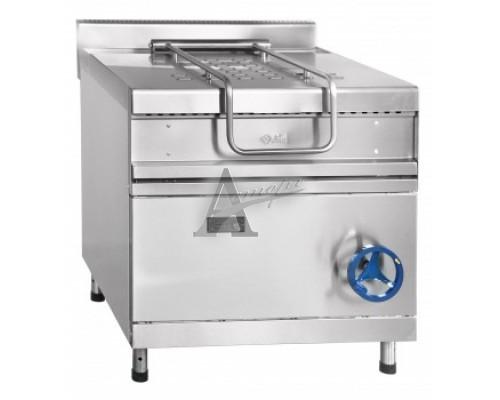 Газовая сковорода ГСК-90-0,27-40 вся нерж.