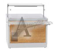 фотография Прилавок холодильный Abat ПВВ(Н)-70Х-04-НШ 9