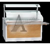 фотография Прилавок для горячих напитков Abat ПГН-70Х-05 3