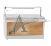 фотография Прилавок холодильный Abat ПВВ(Н)-70Х-05-НШ 10
