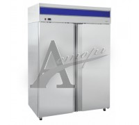 фотография Шкаф холодильный ШХс-1,4-01 нерж. 1