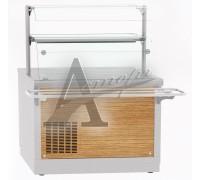 фотография Прилавок холодильный Abat ПВВ(Н)-70Х-06-НШ 11