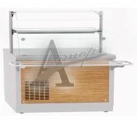 фотография Прилавок холодильный Abat ПВВ(Н)-70Х-07-НШ 12