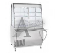 фотография Прилавок-витрина холодильный ПВВ(Н)-70Т-С-НШ с гастроёмкостями 13