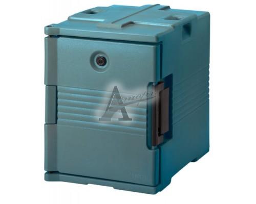 фотография Термоконтейнер Cambro UPC400 401 синевато-серый 7