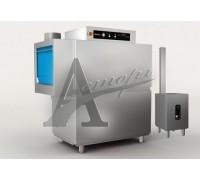 фотография Тоннельная посудомоечная машина Fagor CCO-160-D-CW 7