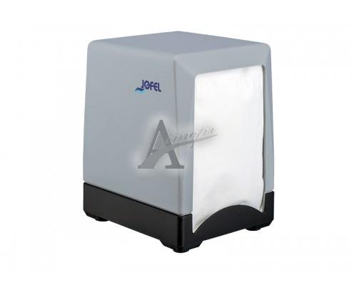 фотография Диспенсер, дозатор Jofel для салфеток настольный AH50000 3