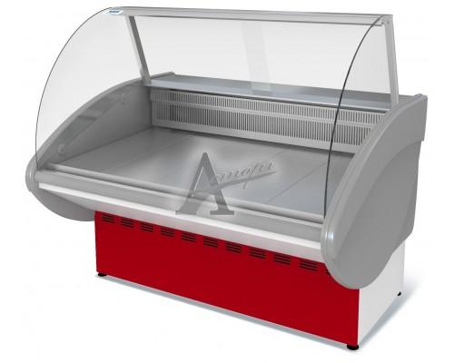 фотография Витрина холодильная Илеть ВХС-1,2 (cтатика) 12
