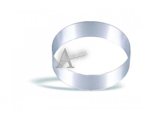 фотография Форма Pujadas нержавейка (для торта, кольцо) 782.014 (d14, h4.5 см) 11