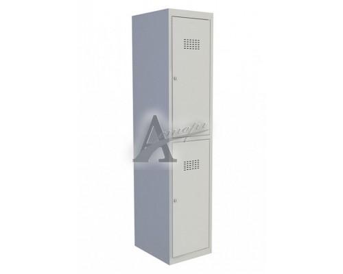 фотография Шкаф гардеробный ШГС-1850/400/2 основной 4