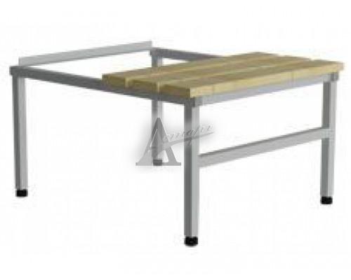 Фотография Скамья-подставка СК -800 для шкафов ШГС-1850/800 6