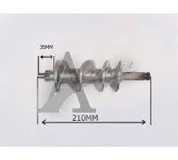 Шнек для мясорубки ТОРГТЕХМАШ ТМ-32 (ТМ-32М)