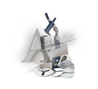фотография Овощерезка Vortmax SL55 SS синяя (5 дисков) 8