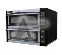 фотография Электрическая печь для пиццы WellPizza Professionale 44D 12