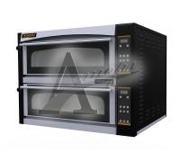 фотография Электрическая печь для пиццы WellPizza Professionale 66D 13