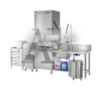 фотография Купольная посудомоечная машина Winterhalter PT-XL (516V9999) Bistro 14
